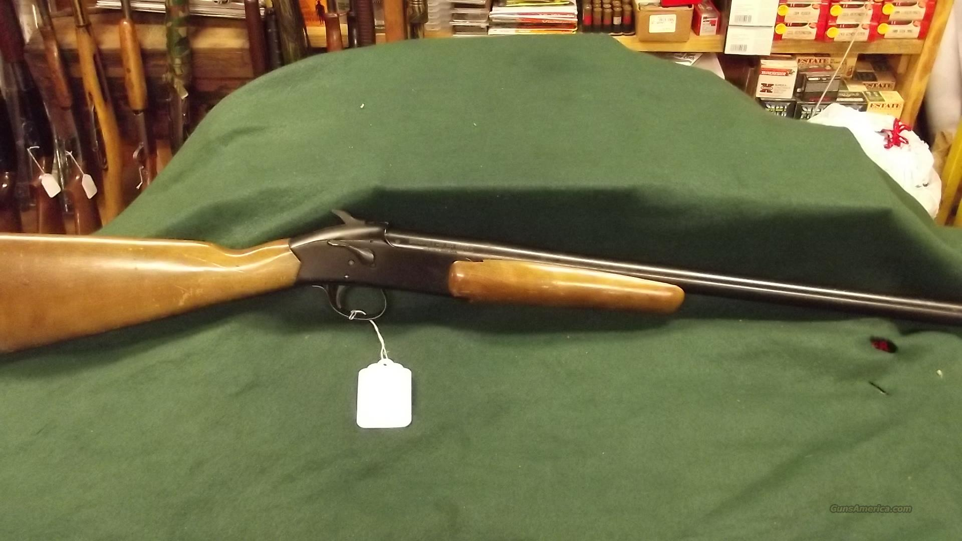 Springfield (Savage arms)  Model 944  Guns > Shotguns > Savage Shotguns