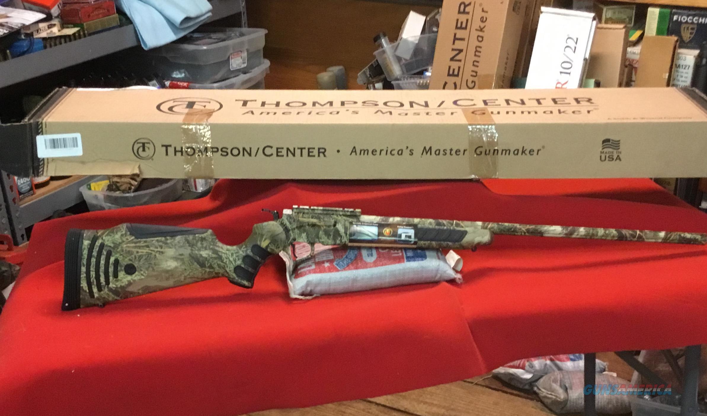Thompson Center Encore  Pro Hunter     223  Guns > Rifles > Thompson Center Rifles > Encore