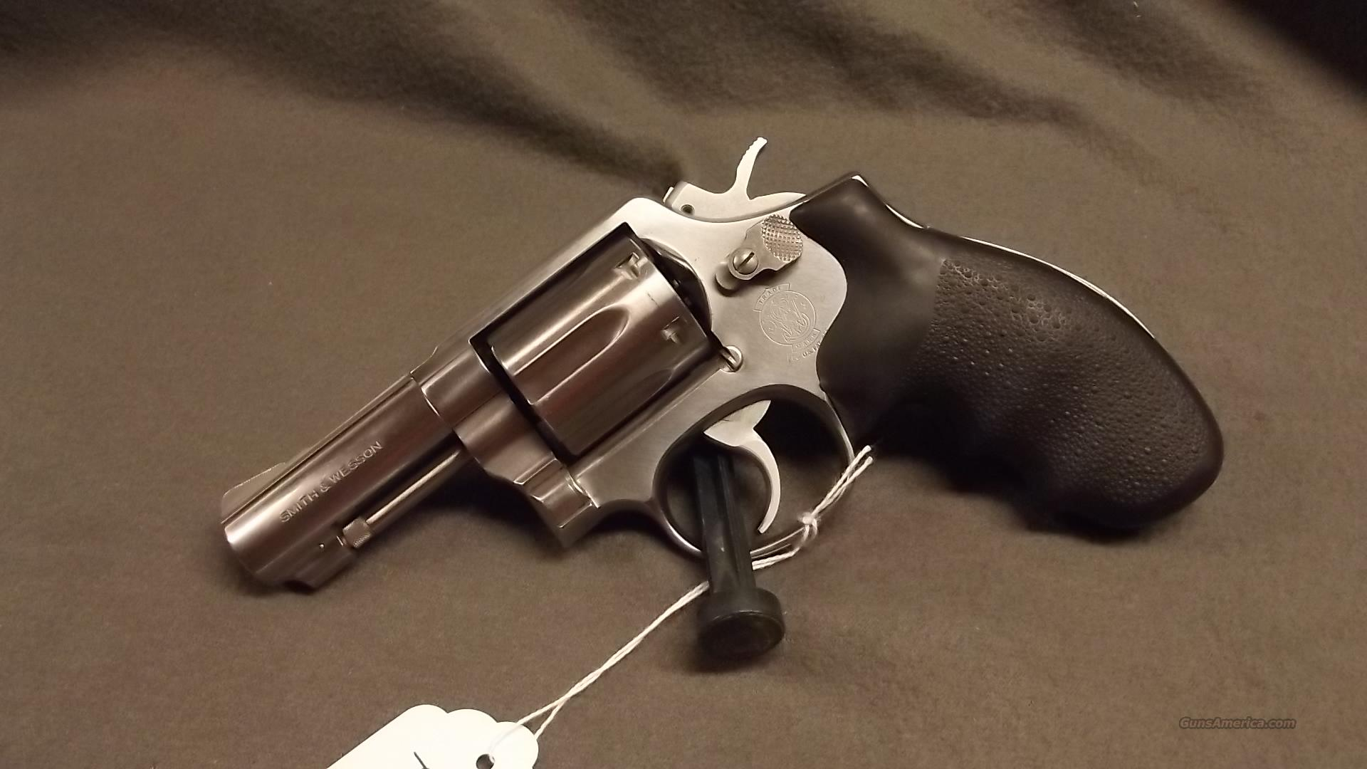 SMITH WESSON 65-5    357 MAG    3INCH BARREL  Guns > Pistols > Smith & Wesson Revolvers > Full Frame Revolver