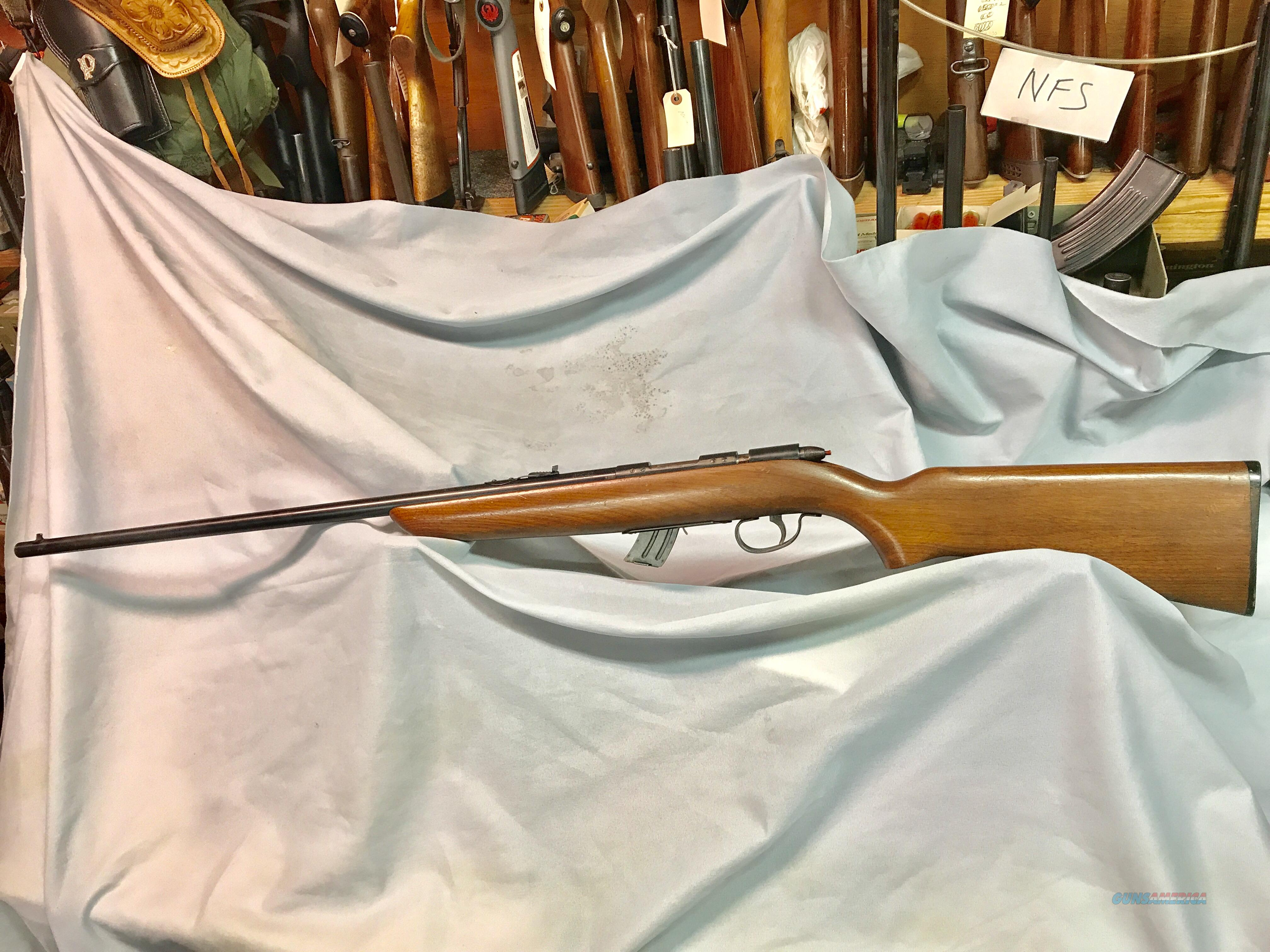 REMINGTON   511       SCOREMASTER      22 LR  Guns > Rifles > Remington Rifles - Modern > .22 Rimfire Models