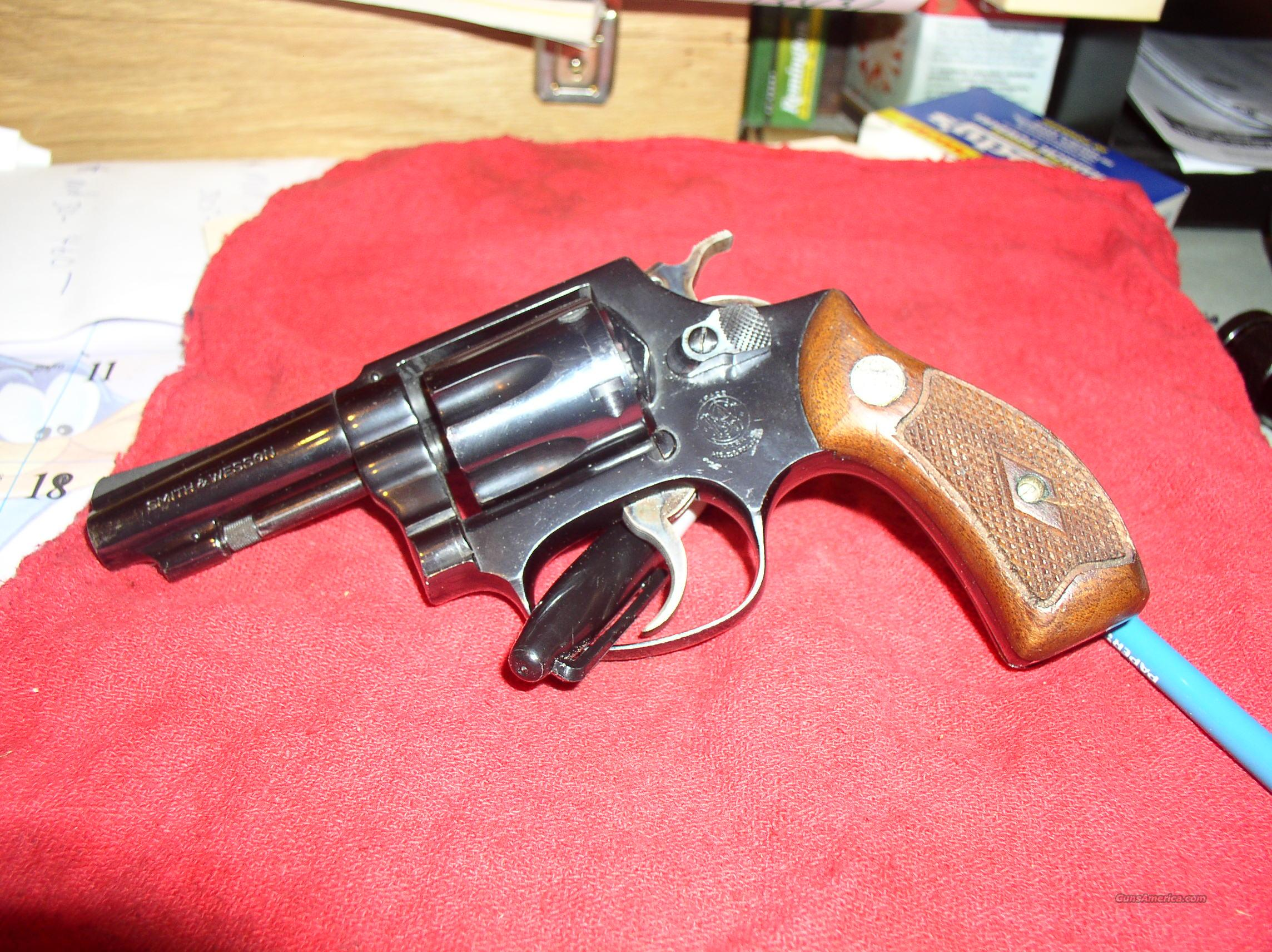 SMITH & WESSON 30-1  Guns > Pistols > Smith & Wesson Revolvers > Pocket Pistols
