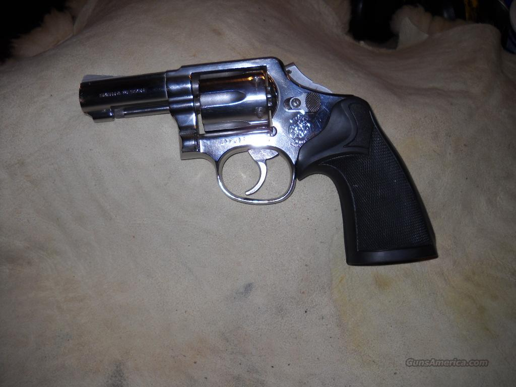 SMITH WESSON    64-3   round  butt  Guns > Pistols > Smith & Wesson Revolvers > Full Frame Revolver