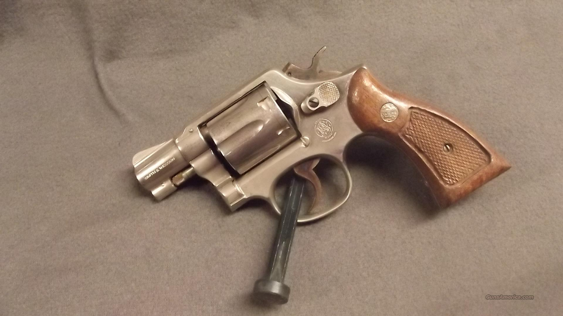 "SMITH  WESSON  10-7     38 SPECIAL  ""SQUARE BUTT""  Guns > Pistols > Smith & Wesson Revolvers > Model 10"