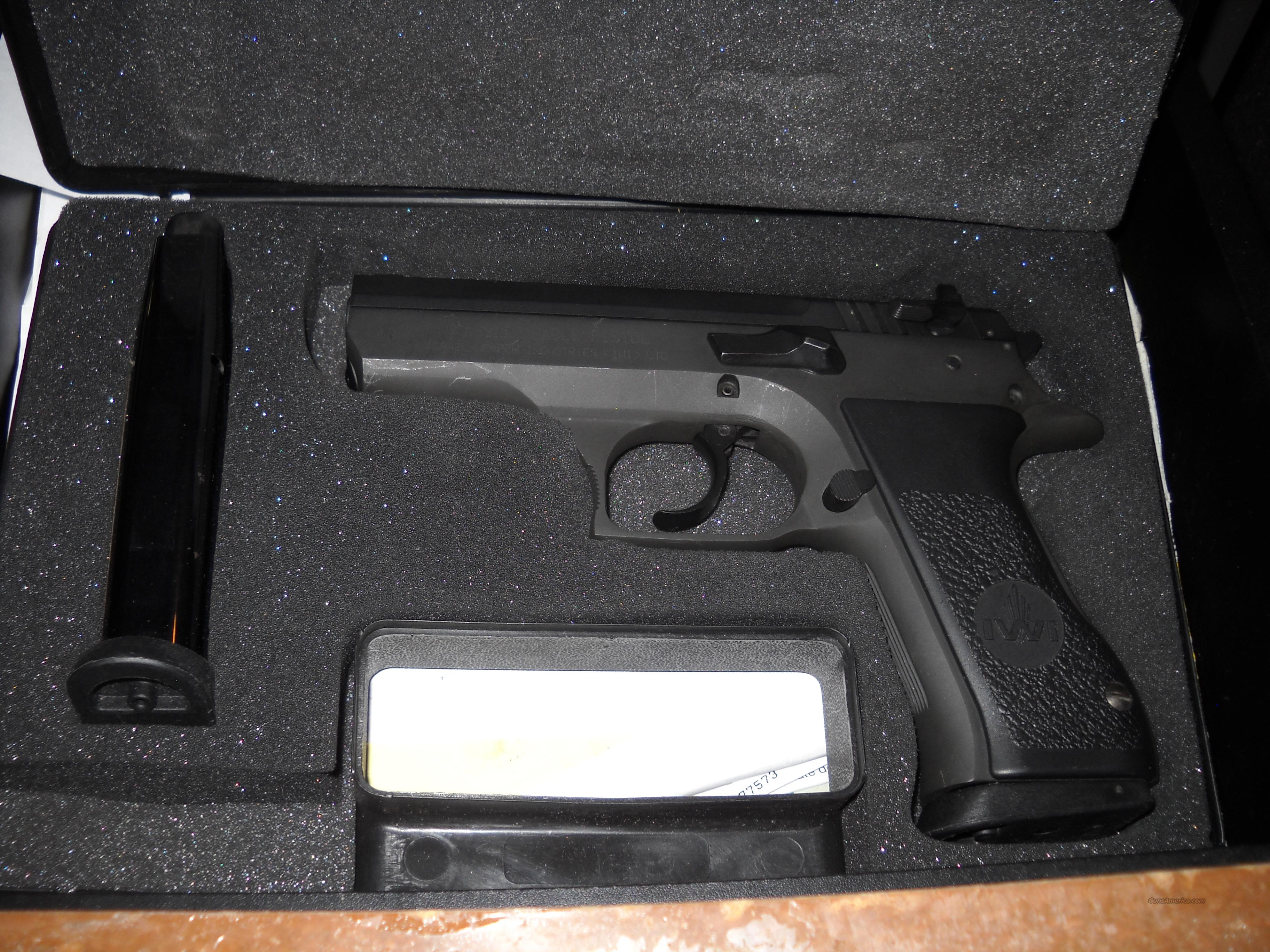 BABY EAGLE    45 AUTO MADE IN ISRAEL  Guns > Pistols > Desert Eagle/IMI Pistols > Baby Eagle