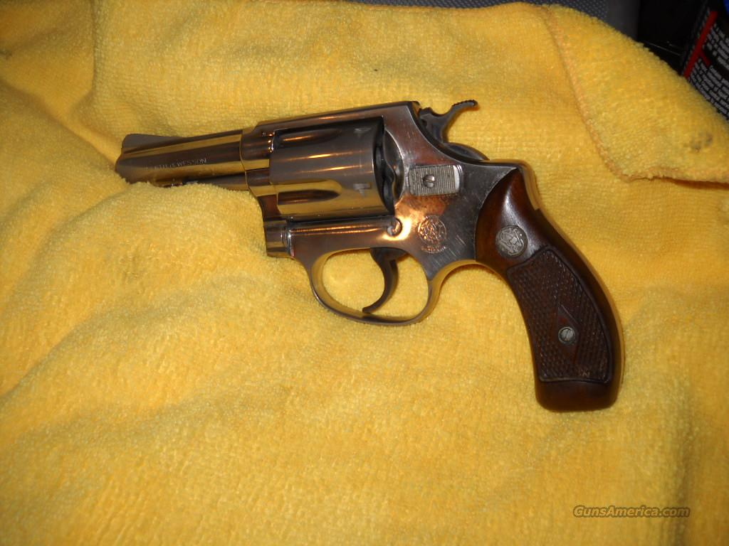 SMITH WESSON  36  FLAT  LATCH  3 INCH  Guns > Pistols > Smith & Wesson Revolvers > Pocket Pistols