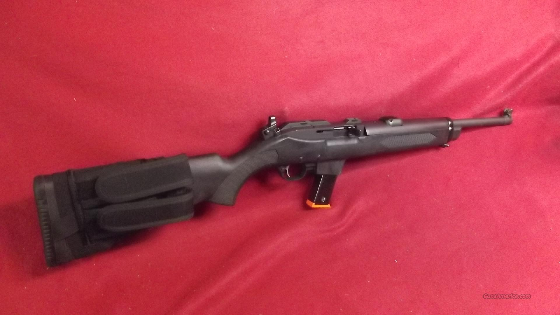 Ruger PC4  40 cal Carbine!! Police trade in !!  Guns > Rifles > Ruger Rifles > M44/Carbine