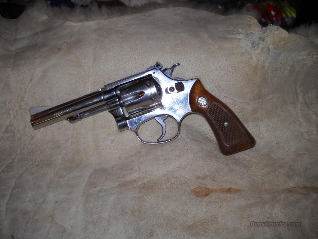 SMITH WESSON 34-1       Guns > Pistols > Smith & Wesson Revolvers > Full Frame Revolver