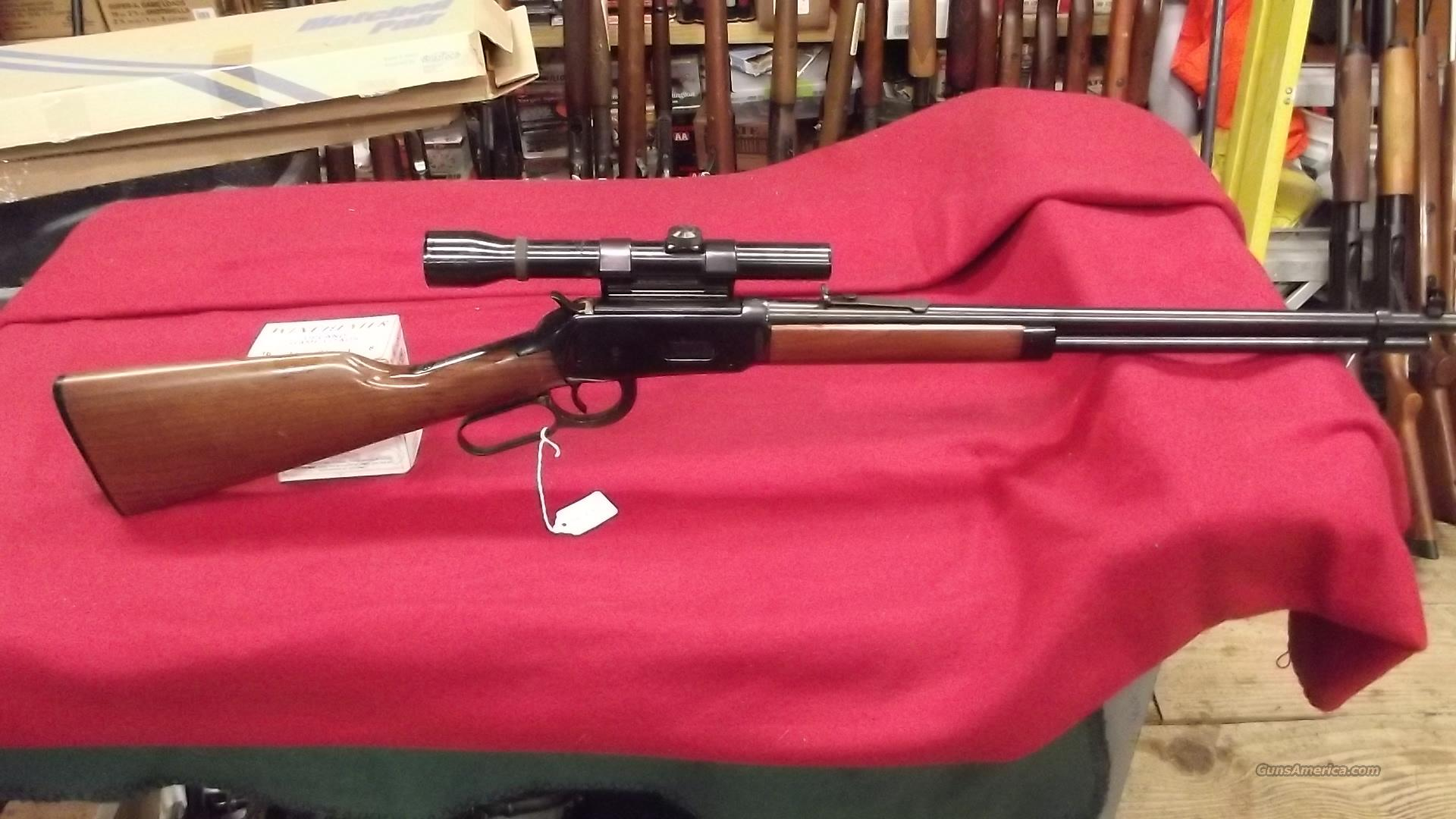 Winchester Model 94   30-30 Made for Sears (Ted Williams)   Guns > Rifles > Winchester Rifles - Modern Lever > Model 94 > Post-64