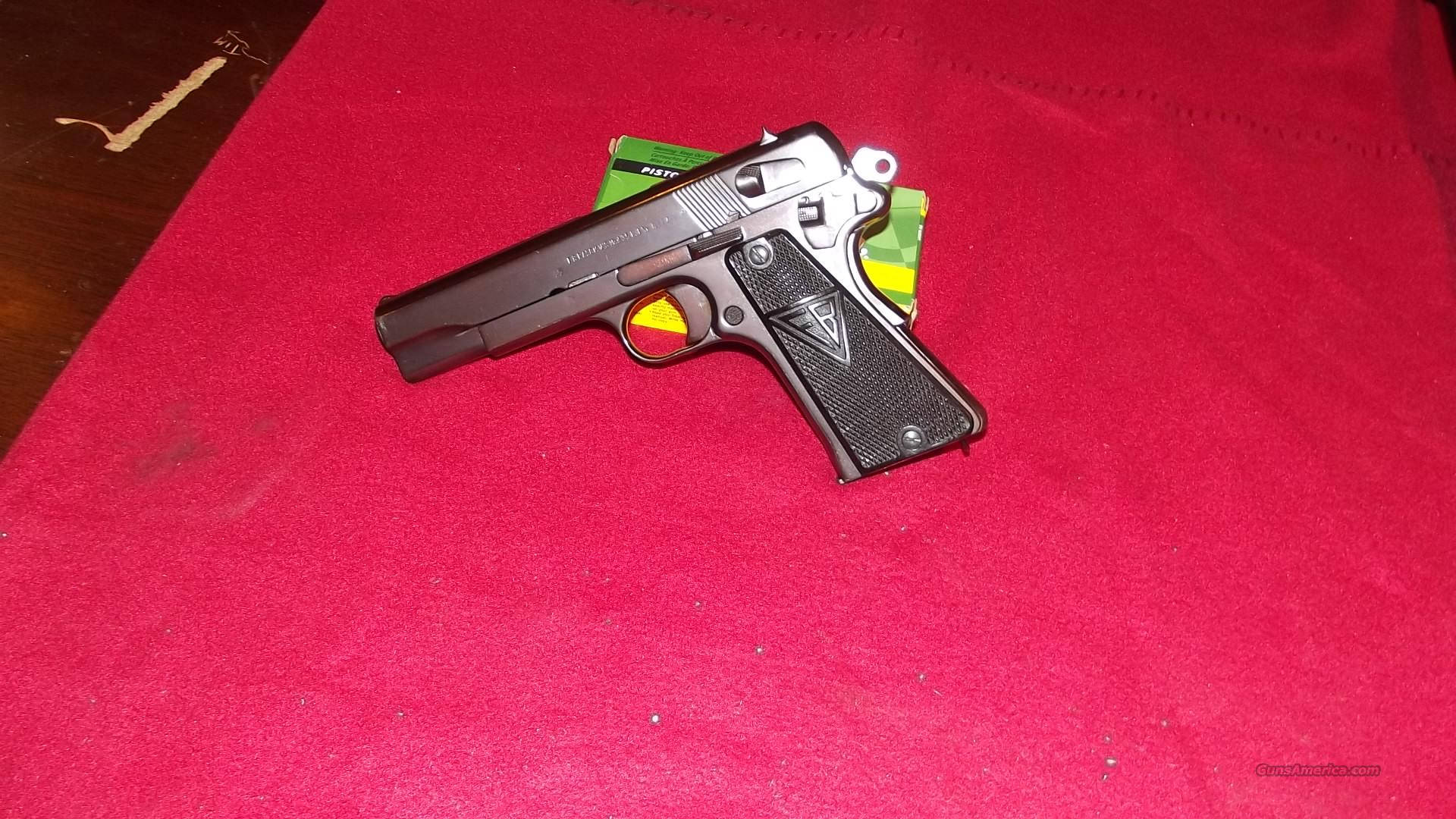 RADOM  35         1911  STYLE  9MM  Guns > Pistols > Military Misc. Pistols Non-US