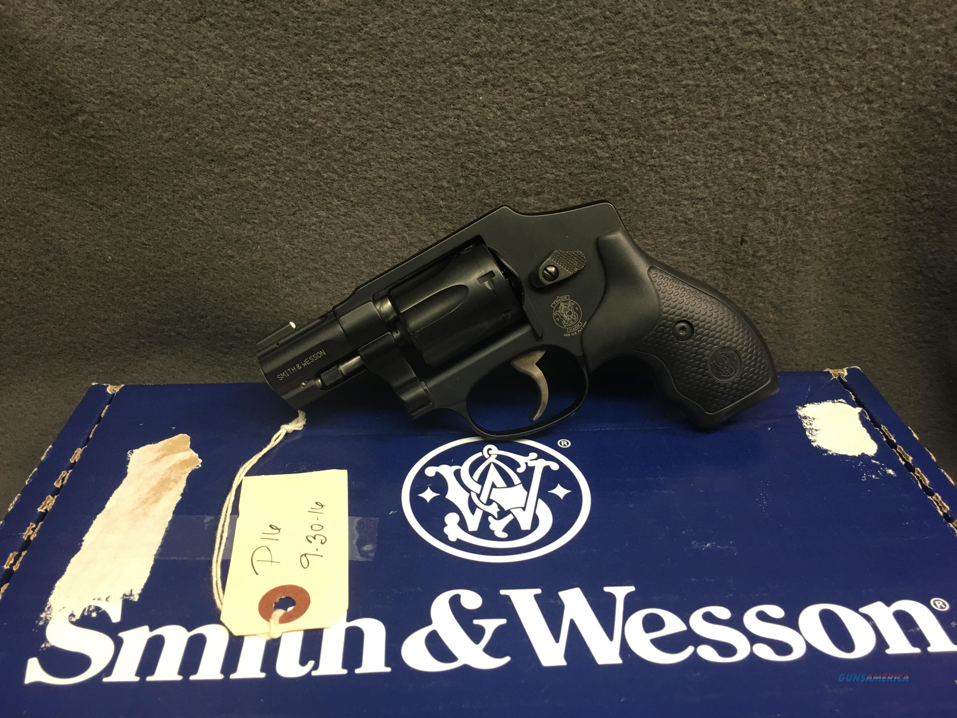 SMITH WESSON   351C        SEVEN SHOT 22 MAGNUM  Guns > Pistols > Smith & Wesson Revolvers > Pocket Pistols