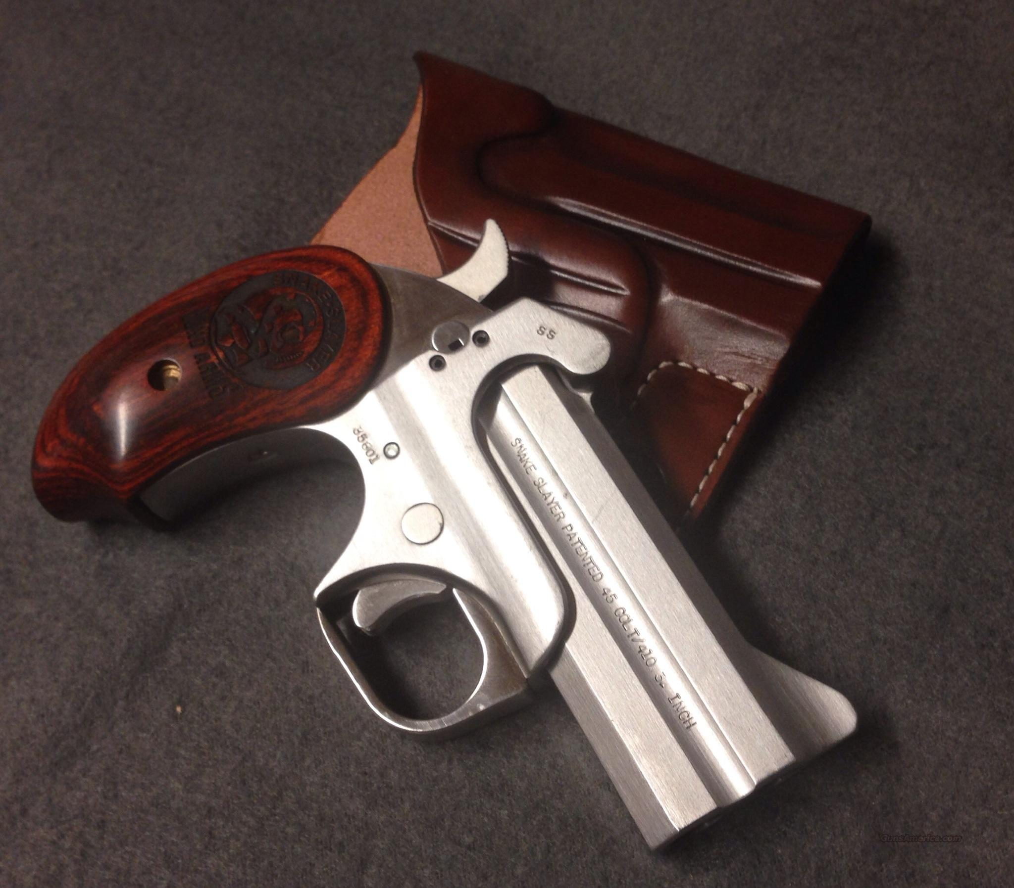 BOND   SNAKE SLAYER    45 COLT/410   Guns > Pistols > Bond Derringers