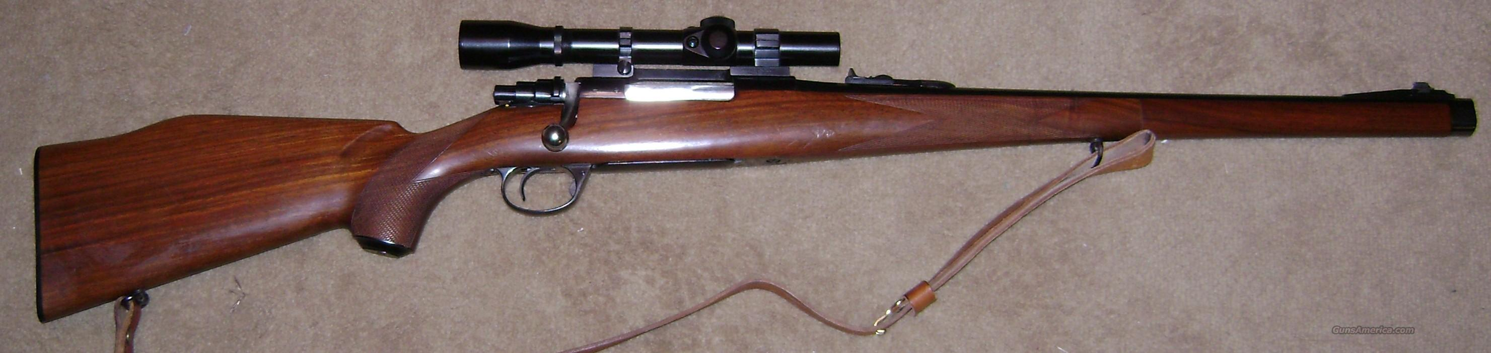 FS: Husqvarna Model 456 Mannlicher in 7x57   Guns > Rifles > Husqvarna Rifles