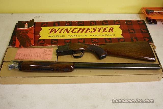 Winchester Model 101 28 Gauge O/U Skeet Gun  Guns > Shotguns > Winchester Shotguns - Modern > O/U > Trap/Skeet