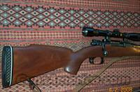 CUSTOM SUKALLE MAUSER .270  Custom Rifles > Bolt Action