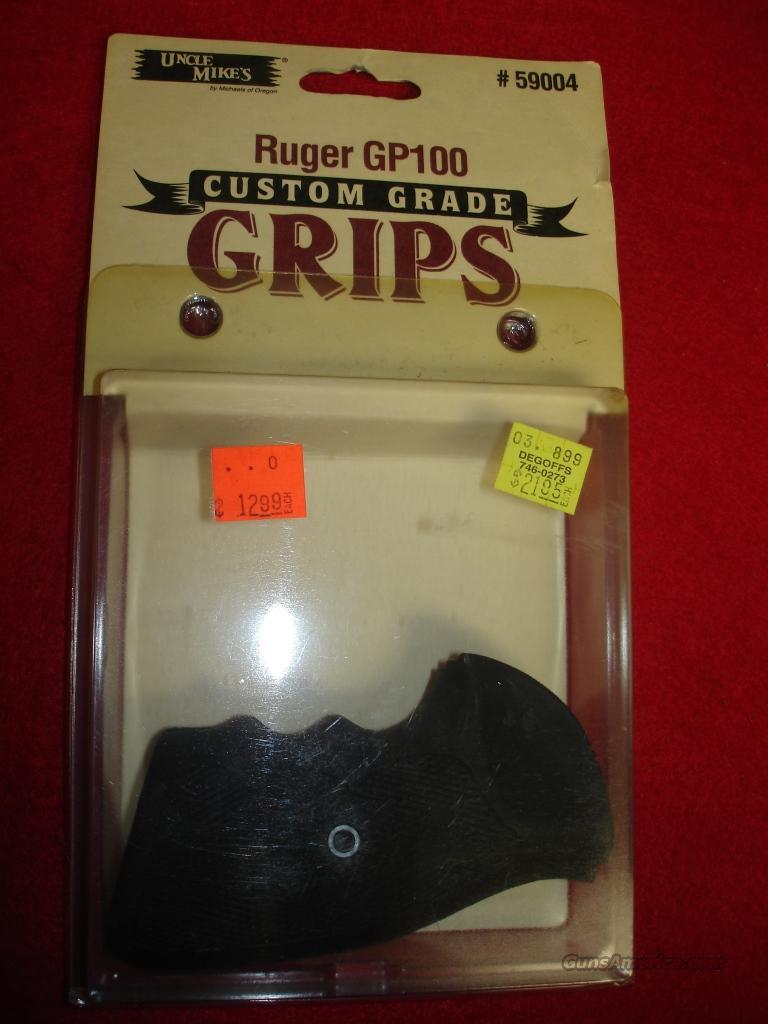 Grips Uncle Mike's Custom Grade 59004  Non-Guns > Gunstocks, Grips & Wood