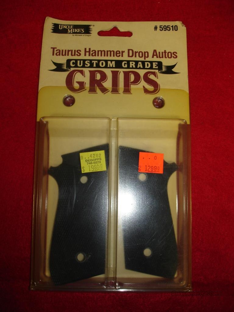 Grips Uncle Mike's Custom Grade 59510  Non-Guns > Gunstocks, Grips & Wood