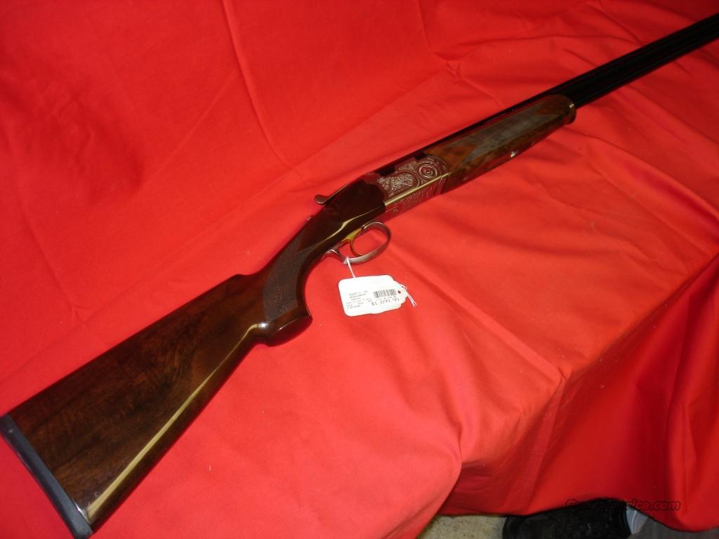 Beretta 686 Silver Pgn 28ga 28  Guns > Shotguns > Beretta Shotguns > O/U > Hunting