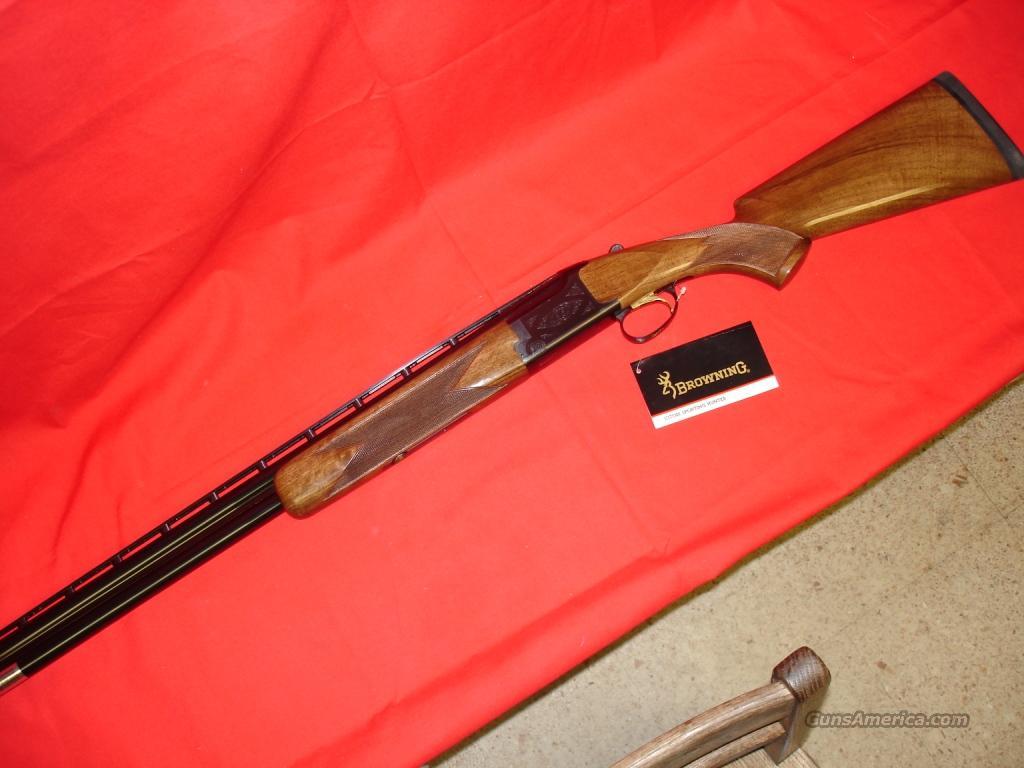 Browning Citori Sptg Hntr  Guns > Shotguns > Browning Shotguns > Over Unders > Citori > Hunting