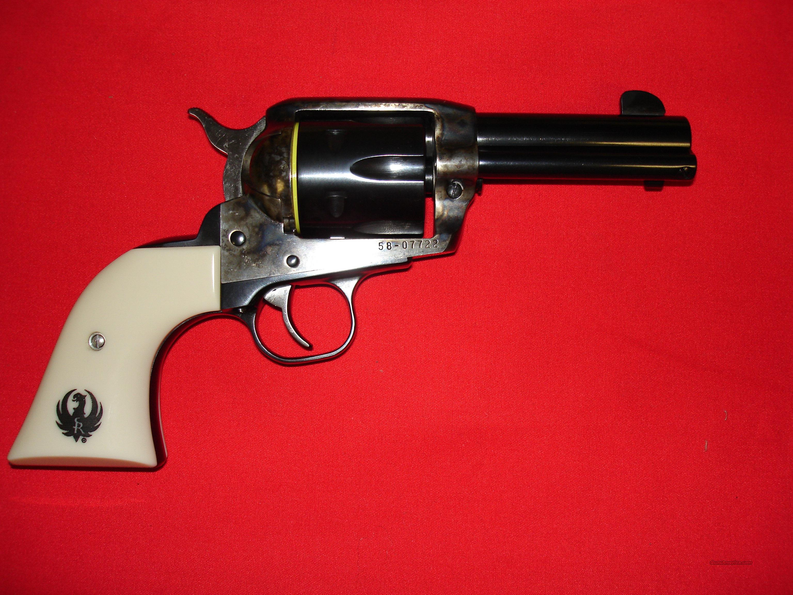 Ruger Vaquero Sheriff BNV-453S  Guns > Pistols > Ruger Double Action Revolver