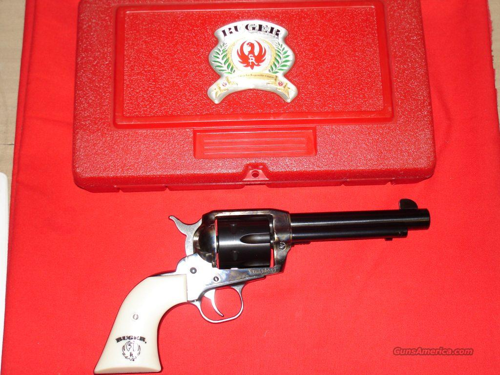 Ruger Vaquero BNV-455-DS  Guns > Pistols > Ruger Single Action Revolvers > Cowboy Action