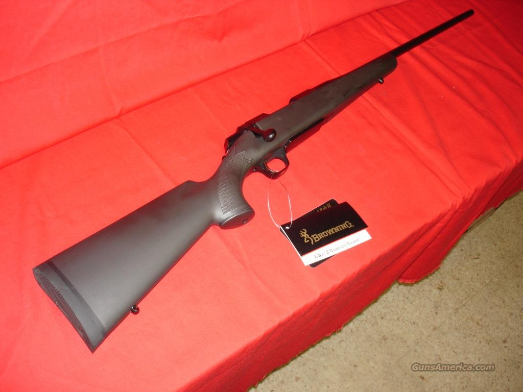 Browning A-Bolt 2 Composite Stalker 7mmWSM 23in  Guns > Rifles > Browning Rifles > Bolt Action > Hunting > Blue