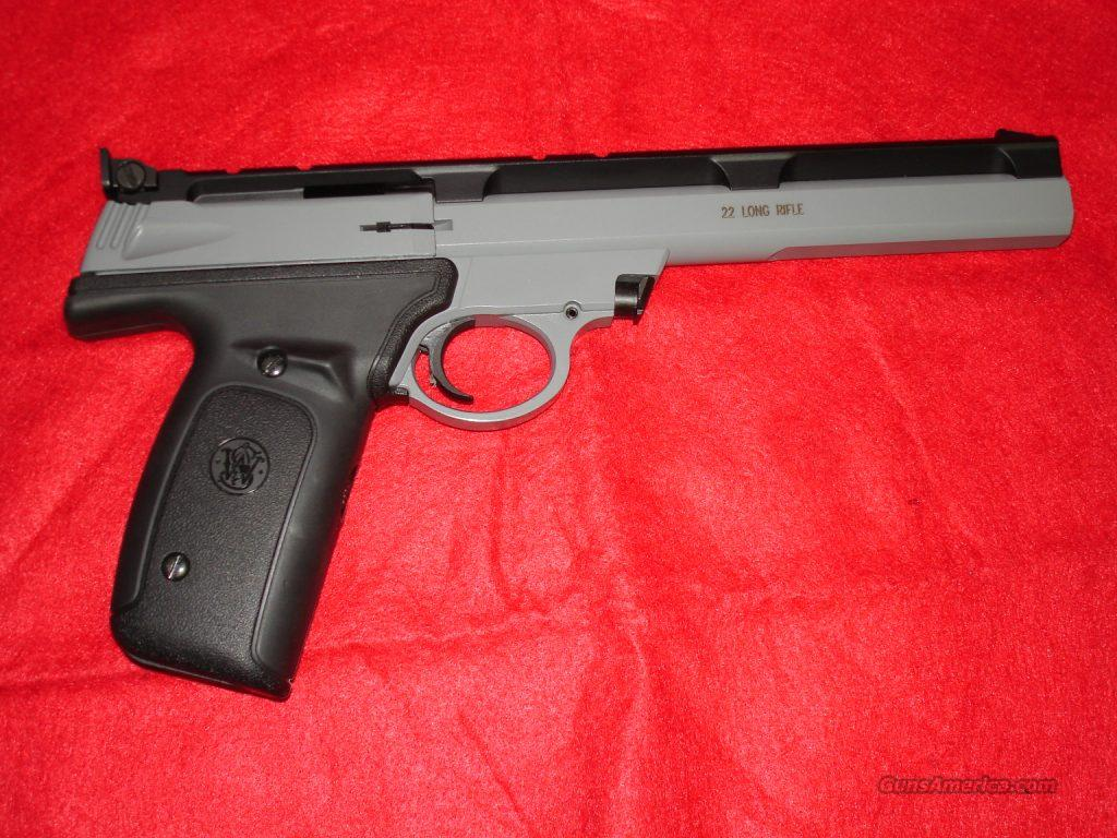 S&W 22S 22lr 7in  Guns > Pistols > Smith & Wesson Pistols - Autos > Steel Frame