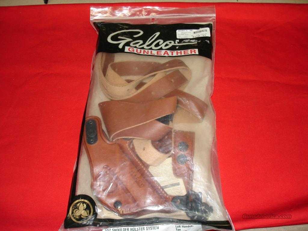 Holster Galco Sig P232/230 Shoulder Holster LH  Non-Guns > Holsters and Gunleather > Shoulder Holsters