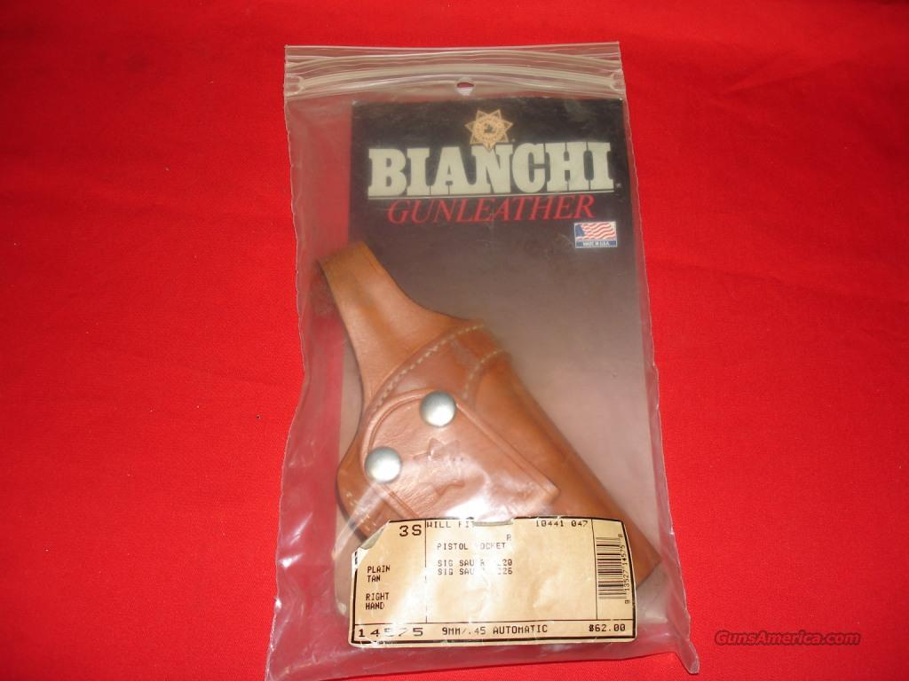 Holster Bianchi Pistol Pocket #3S 9mm 45acp  Non-Guns > Holsters and Gunleather > Large Frame Auto