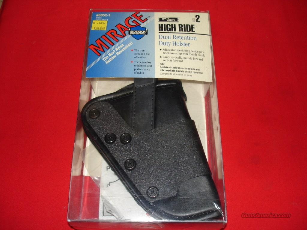 Holster Michaels High Ride #2  Non-Guns > Holsters and Gunleather > Revolver