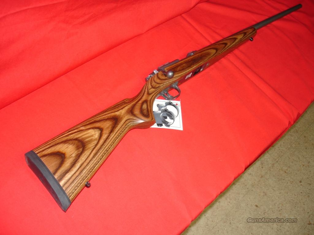 Ruger 77/22 Laminated Wood Stock 22LR 24in   Guns > Rifles > Ruger Rifles > Model 77