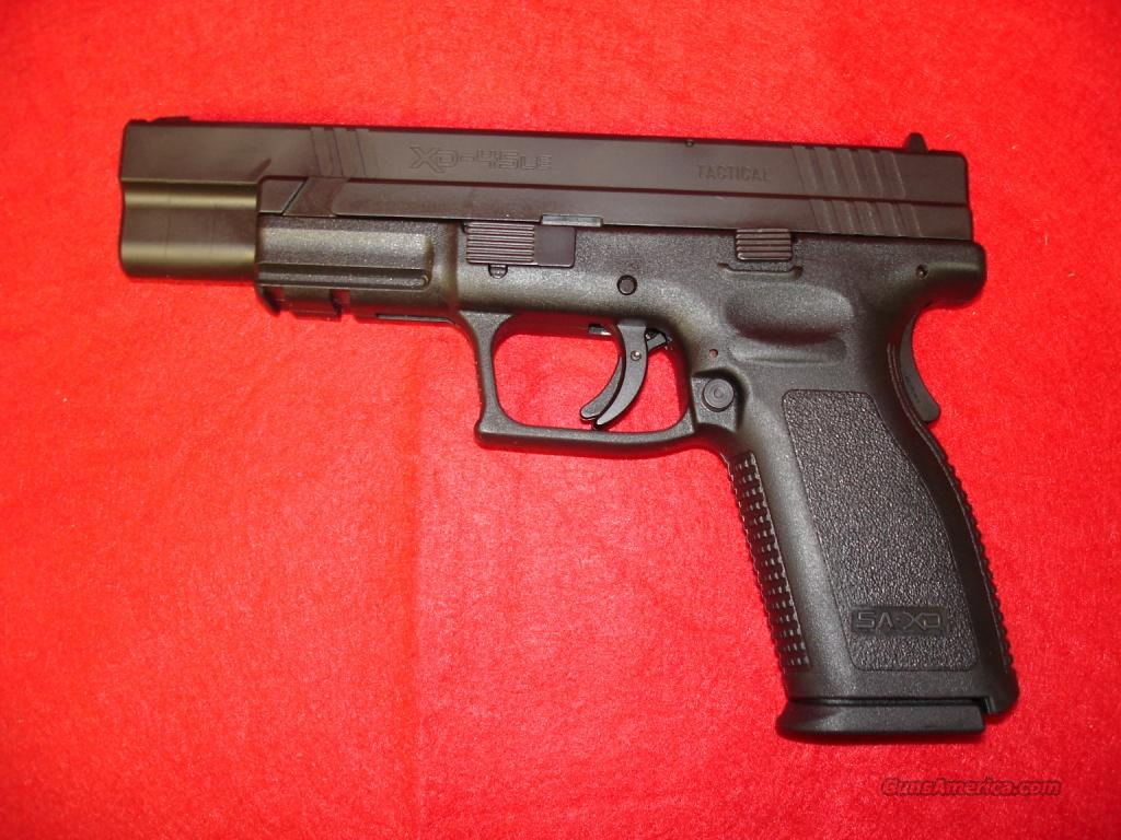 Springfield XD45 45gap 5in  Guns > Pistols > Springfield Armory Pistols > XD (eXtreme Duty)