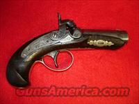 Philadelphia Derringer .44 Antique  Guns > Pistols > Antique (Pre-1899) Pistols - Perc. Misc.