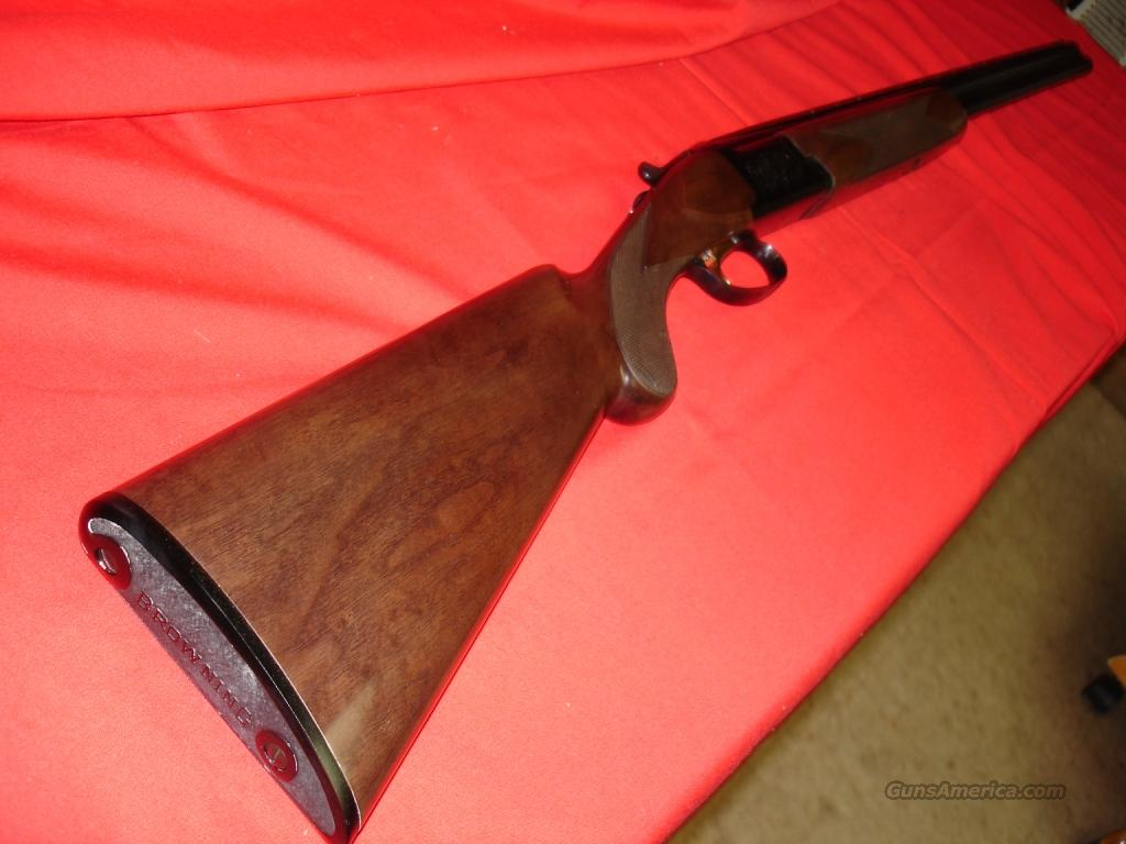 Browning Citori Lightning Field 20ga 28in  Guns > Shotguns > Browning Shotguns > Over Unders > Citori > Hunting