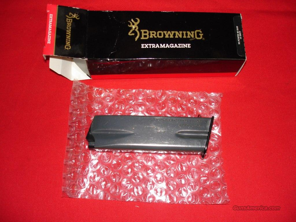 Magazine Browning HiPower 40s&w 10rd  Non-Guns > Magazines & Clips > Pistol Magazines > Other