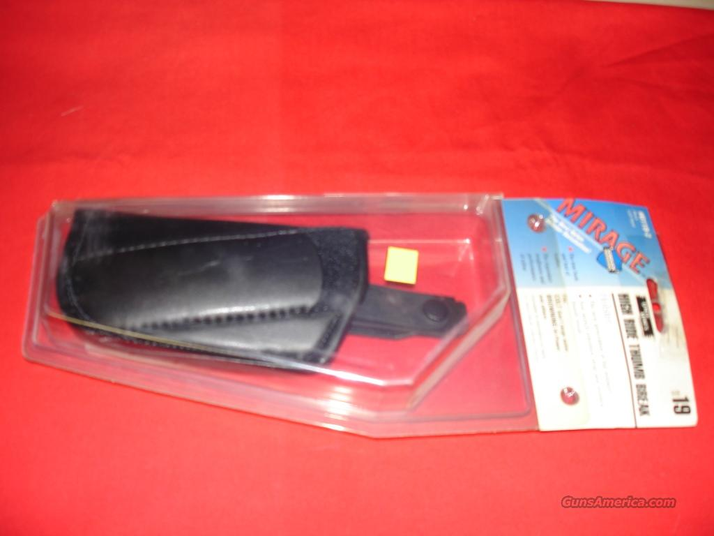Holster Michaels High Ride LH #19  Non-Guns > Holsters and Gunleather > Large Frame Auto