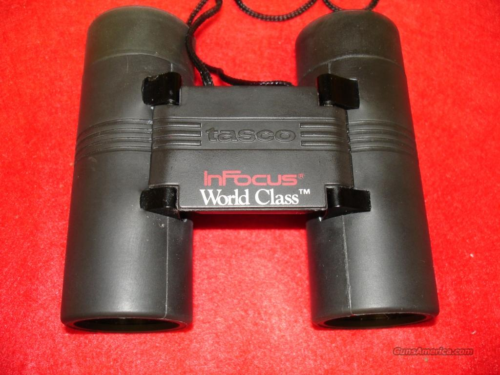 Binoculars Tasco World Class 8x25mm  Non-Guns > Scopes/Mounts/Rings & Optics > Non-Scope Optics > Binoculars