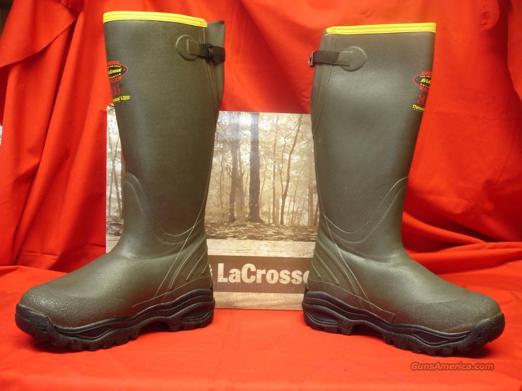 "Boots LaCrosse Alphaburly 18"" FG 200032  Non-Guns > Hunting Clothing and Equipment > Boots/Footwear"