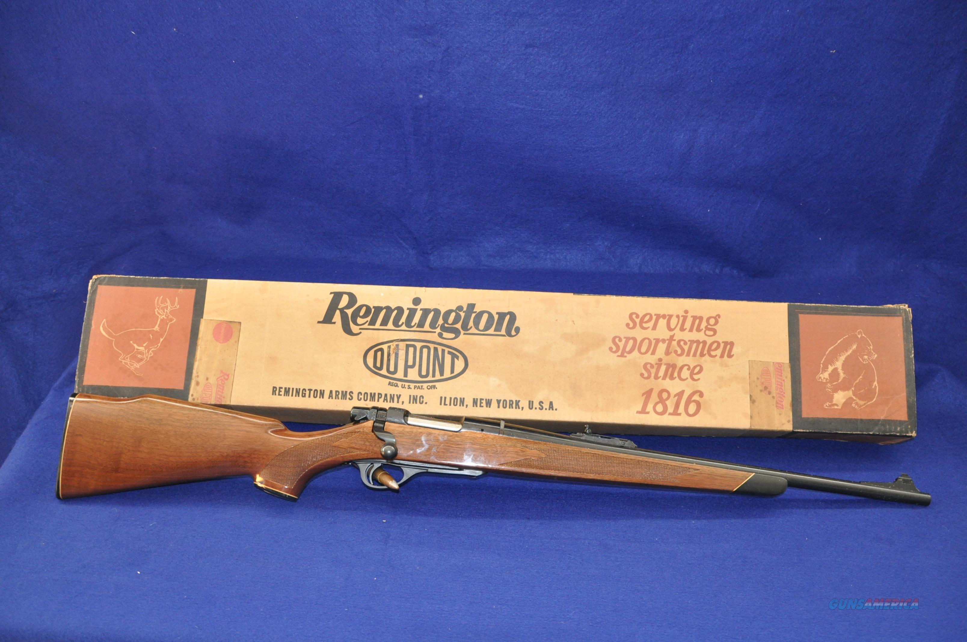 REDUCED... Model 660 243 New in the original Remington box  Guns > Rifles > Remington Rifles - Modern > Bolt Action Non-Model 700 > Sporting