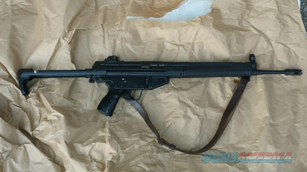 HK 93 A3 - Original Geman Manufacture  Guns > Rifles > Heckler & Koch Rifles > Tactical