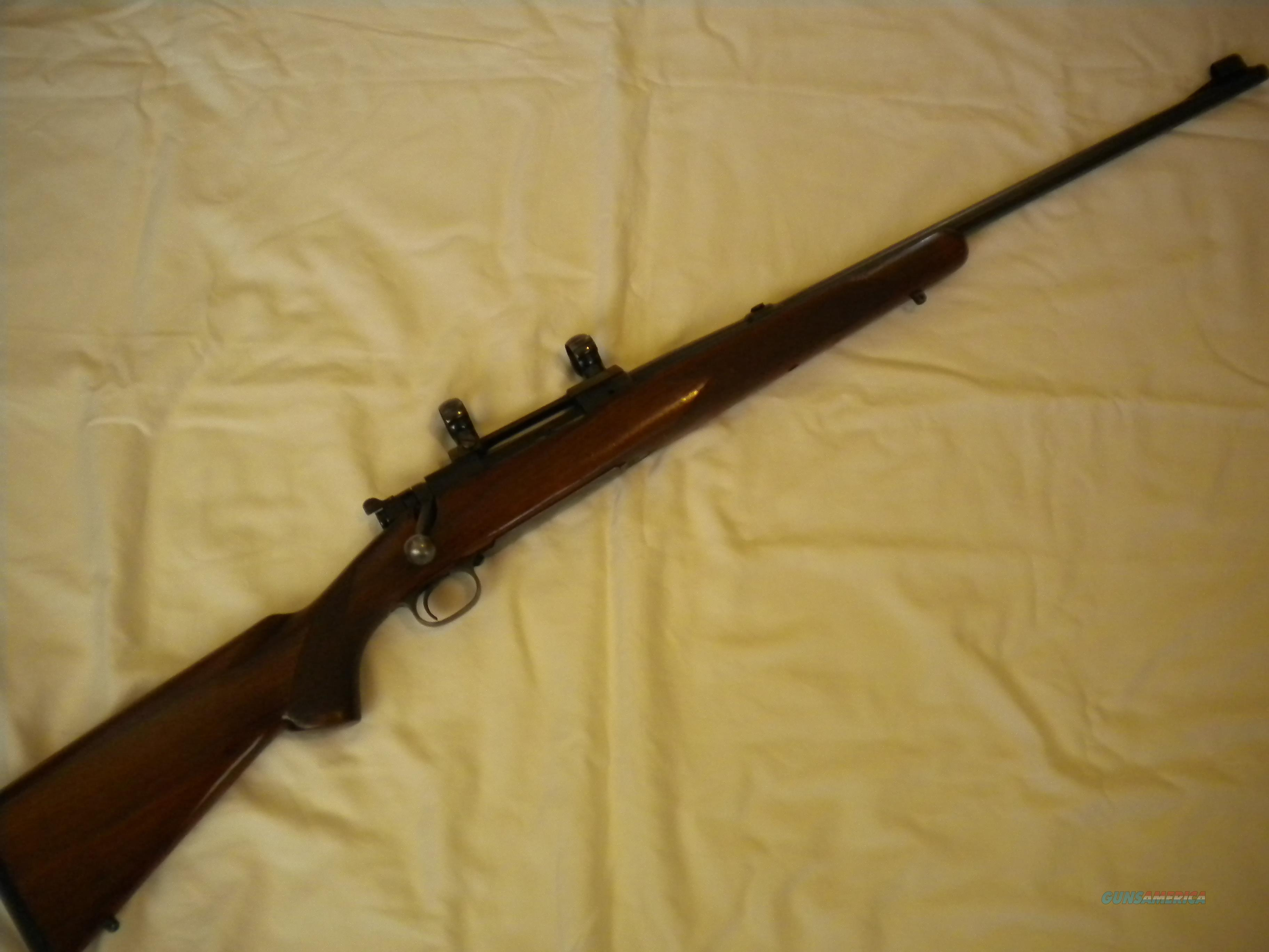 Winchester pre-64 (pre-war) Model 70......270  Guns > Rifles > Winchester Rifles - Modern Bolt/Auto/Single > Model 70 > Pre-64