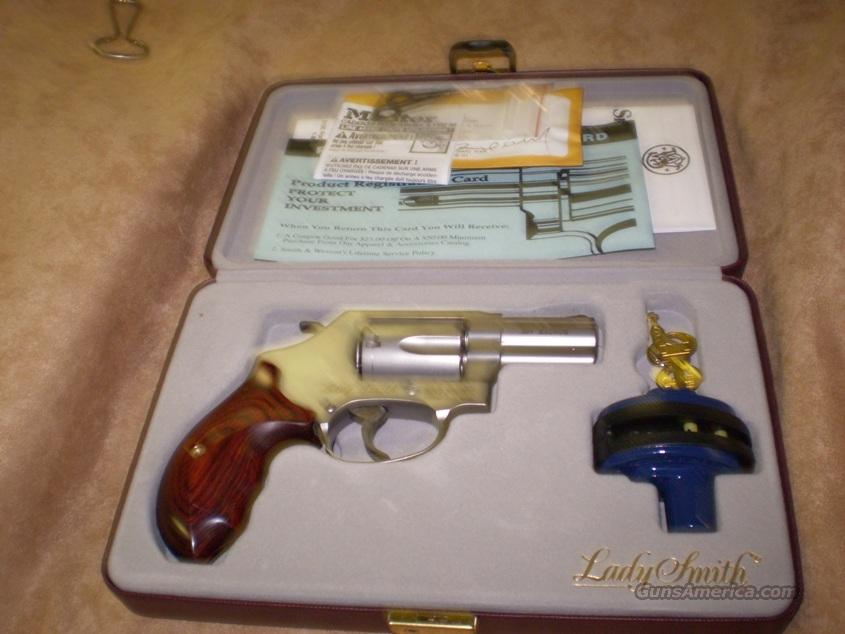 Smith & Wesson Lady Smith 357 Magnum  Guns > Pistols > Smith & Wesson Revolvers > Pocket Pistols