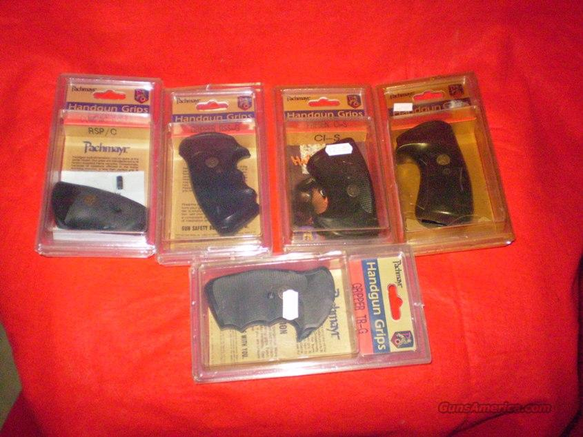 Assorted Pachmayer Grips  Non-Guns > Gunstocks, Grips & Wood