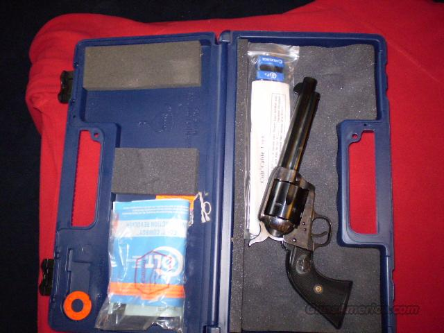 Colt Cowboy Single Action 45 Long Colt  Guns > Pistols > Colt Single Action Revolvers - 3rd Gen.