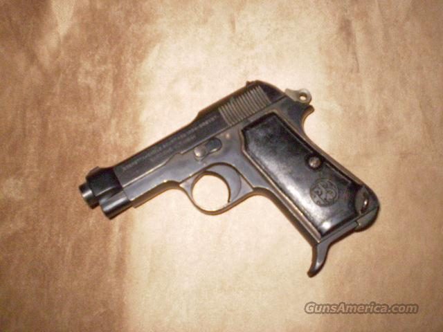 Berretta Model 1934 380 Semi Auto Pistol  Guns > Pistols > Beretta Pistols > Rare & Collectible