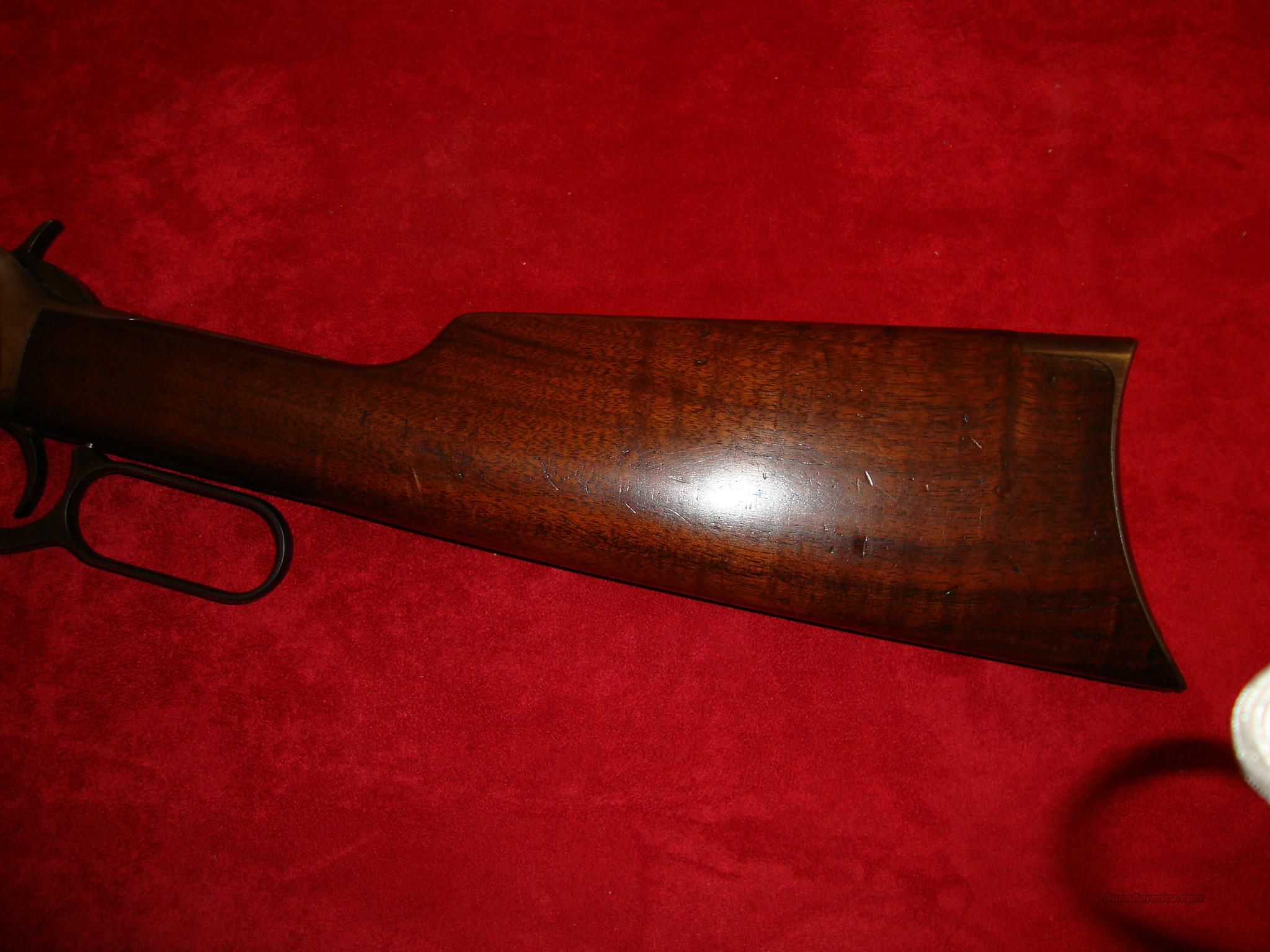 Winchester 1894 Short Rifle 30-30   Guns > Rifles > Winchester Rifles - Modern Lever > Other Lever > Pre-64