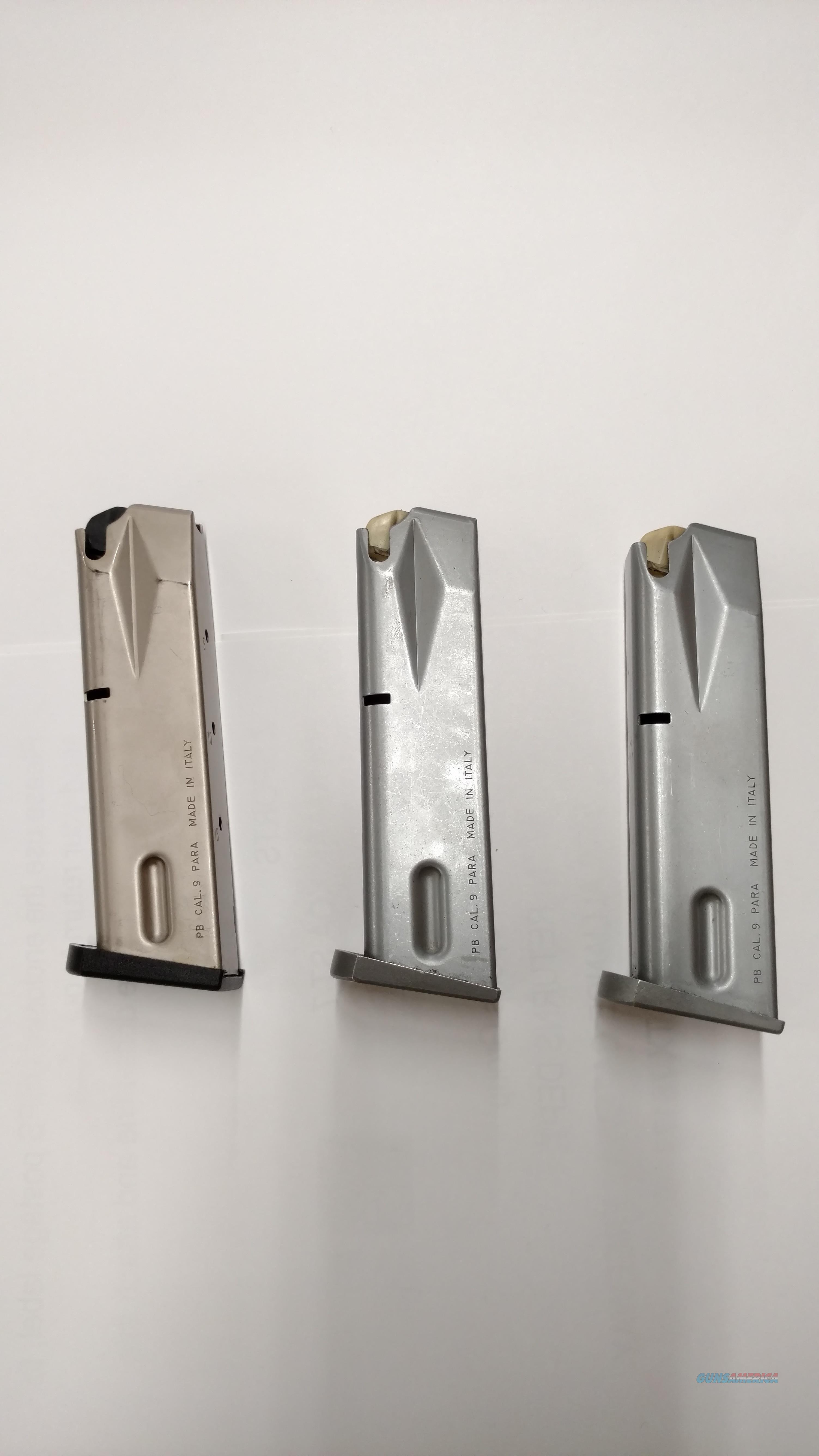 Beretta 92 FS 9mm mags  Non-Guns > Magazines & Clips > Pistol Magazines > Beretta