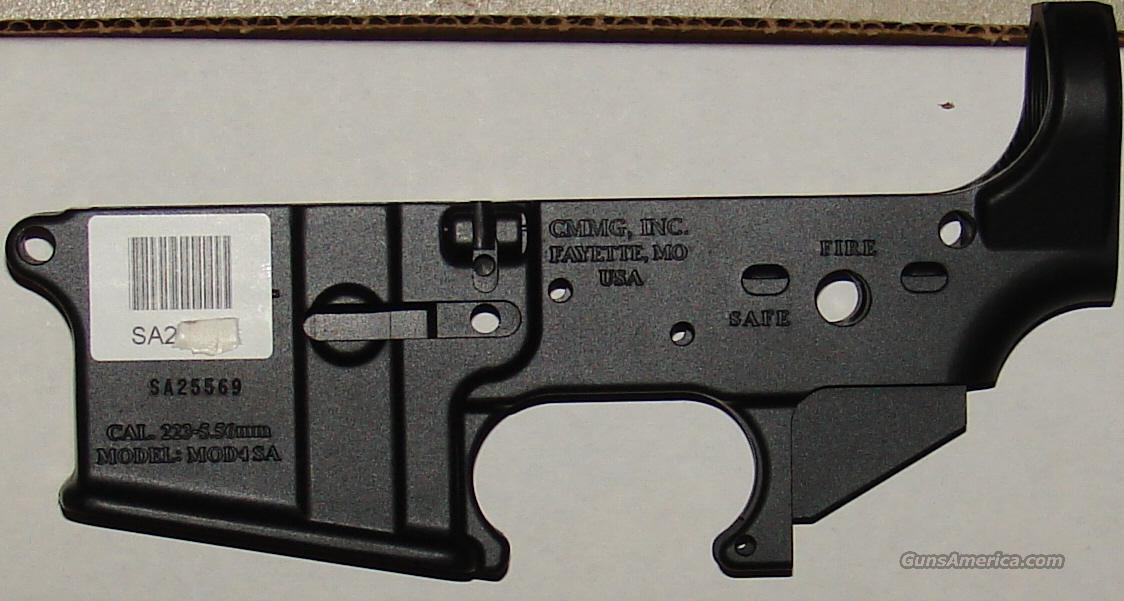 CMMG Mod4SA  Guns > Rifles > AR-15 Rifles - Small Manufacturers > Lower Only