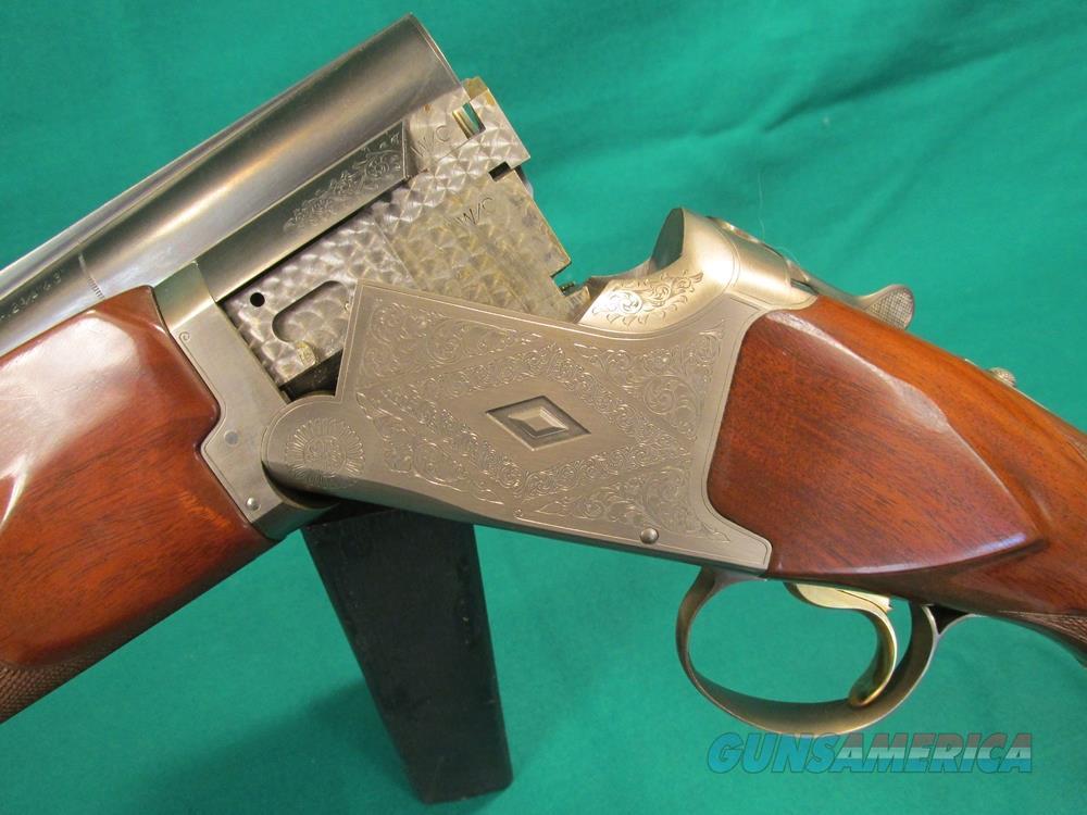 "101 Diamond grade 12 ga skeet 27.5"" bbls, case, WINCHOKED  Guns > Shotguns > Winchester Shotguns - Modern > O/U > Trap/Skeet"