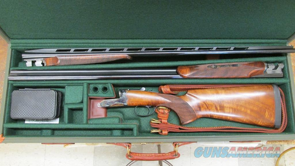 "SKB 200HR 28ga / 410 Sporting high rib Combo SxS 30"", cased, NEW  Guns > Shotguns > SKB Shotguns > Trap/Skeet"