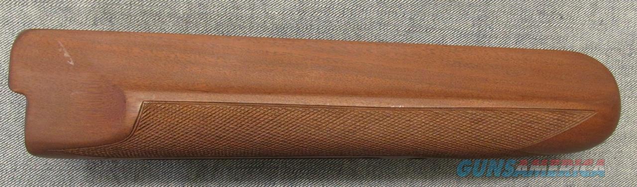 Winchester 101 Super Grade trap forearm, NEW  Non-Guns > Gunstocks, Grips & Wood